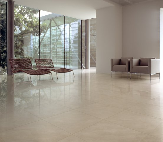 Champagne Polished 60x60